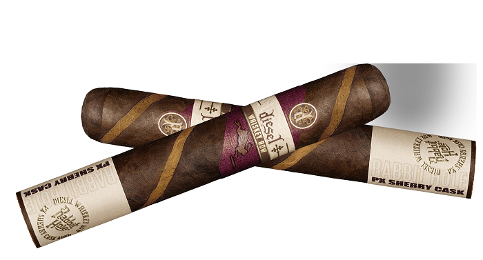 Cigar News: Diesel Whiskey Row Sherry Cask Holiday Release Announced