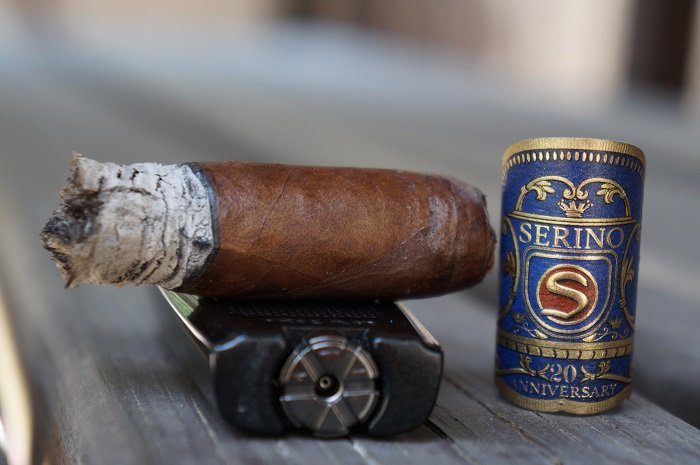 Personal Cigar Review: Serino Vintage 2012 A