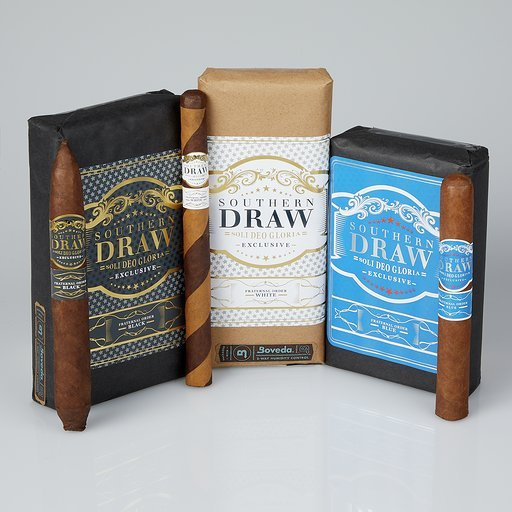 Cigar News: Southern Draw Announces Three New Fraternal Order Offerings