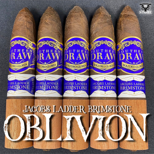 Cigar News: Southern Draw Jacobs Ladder Brimstone Gains Two New Vitolas