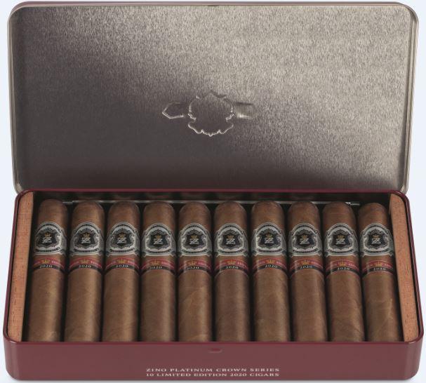 Cigar News: Zino Platinum Crown Series 2020 Limited Edition Announced
