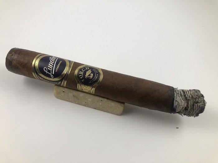 Team Cigar Review: Aganorsa Leaf Lunatic Torch Visionaries