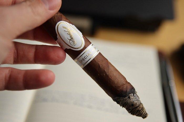 Team Cigar Review: Davidoff Special 53 Capa Dominicana