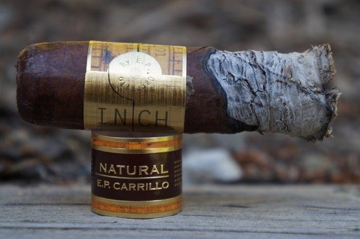 Personal Cigar Review: E.P. Carrillo INCH Natural No. 60