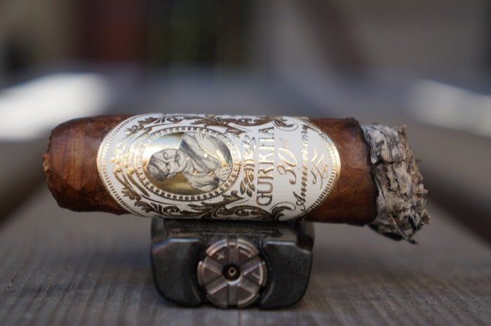 Personal Cigar Review: Gurkha Treinta Toro