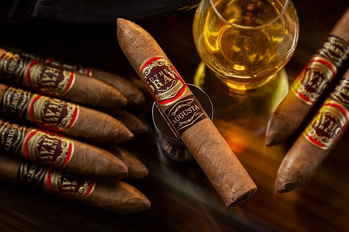Cigar News: Southern Draw Firethorn Augusta Announced