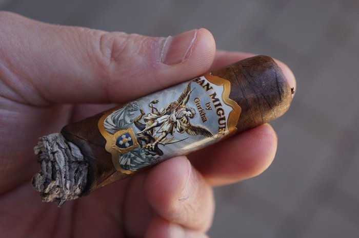 Team Cigar Review: Gurkha San Miguel Toro