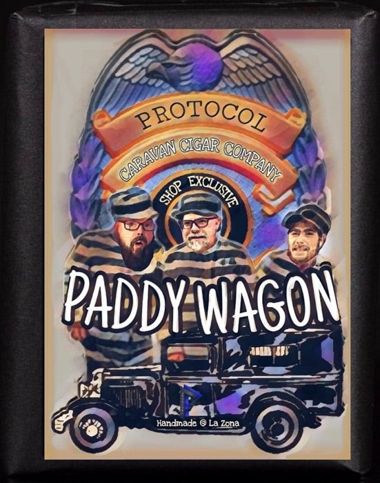 Cigar News: Protocol Paddy Wagon Announced