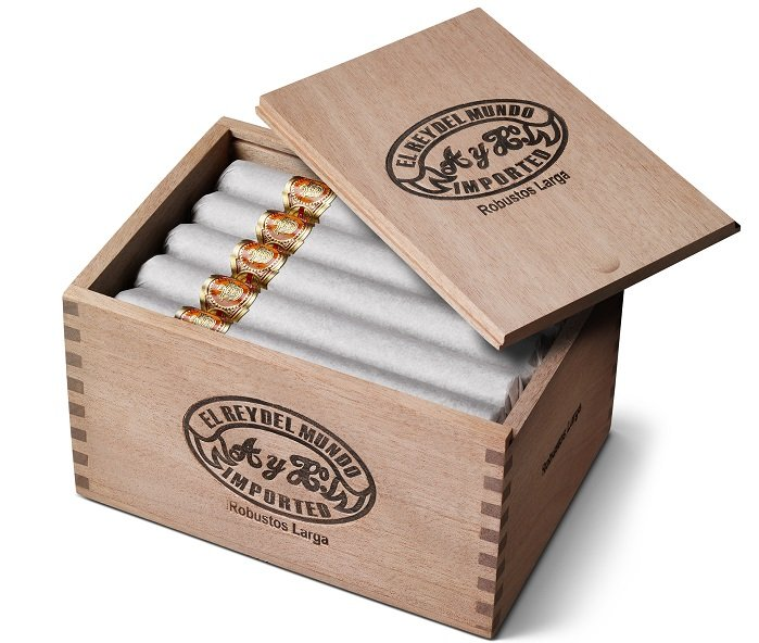 Cigar News: Forged Cigar Company to Begin Selling El Rey del Mundo