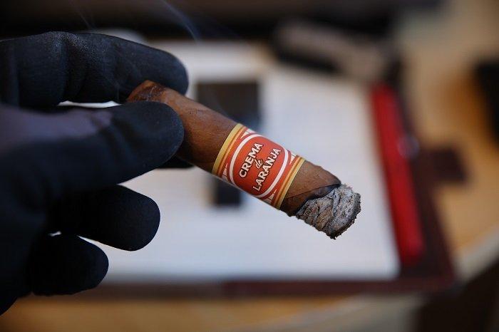 Team Cigar Review: Espinosa Crema de Laranja