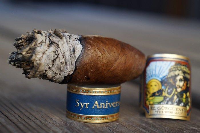 Team Cigar Review: Foundation El Güegüense 5 Year Aniversario