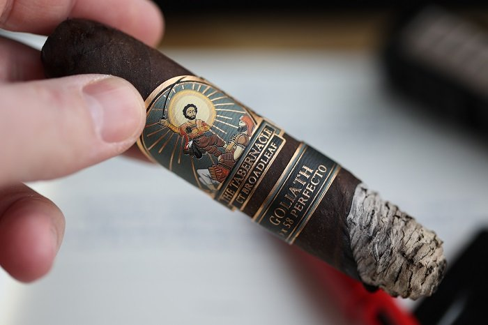 Team Cigar Review: Foundation The Tabernacle Goliath