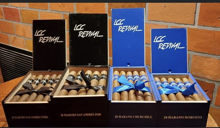 Cigar News: Lake Country Cigar and Brothers Cigar Collaborate on Revival