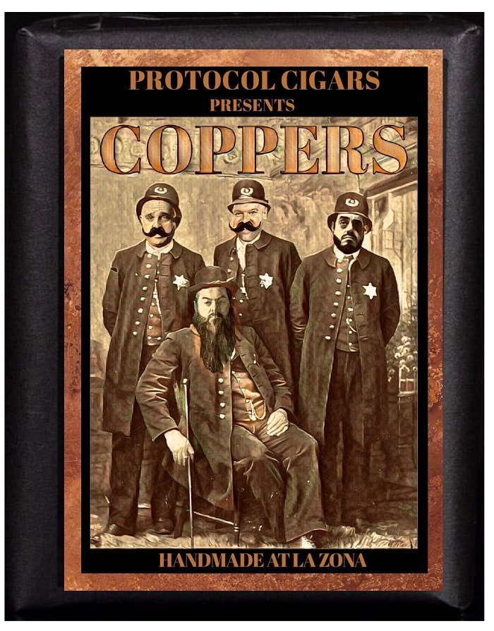 Cigar News: Protocol Coppers Announced as Shop Exclusive for Vintage Cigar Lounge and Club