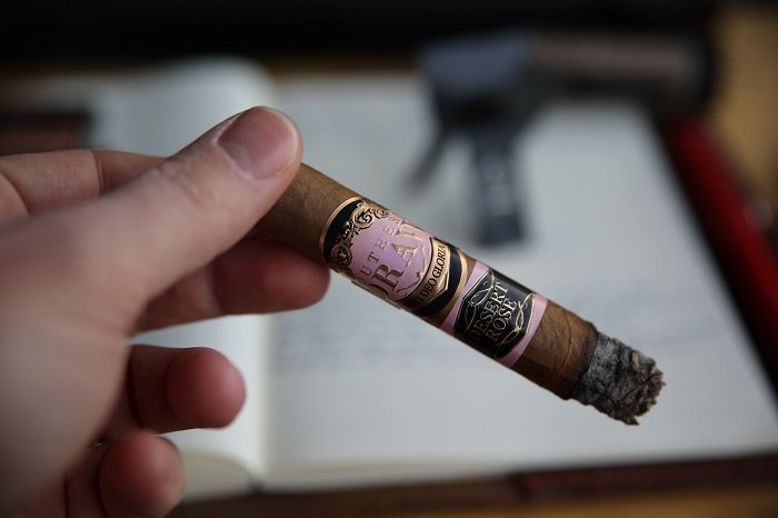 Team Cigar Review: Southern Draw Rose of Sharon Desert Rose Lonsdale
