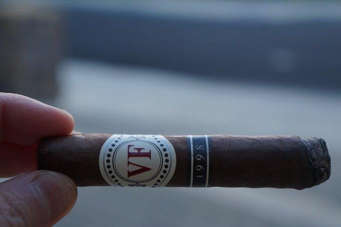 Team Cigar Review: VegaFina 1998 VF 50