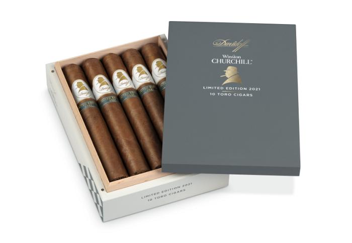 Cigar News: Davidoff Winston Churchill Limited Edition 2021 Announced