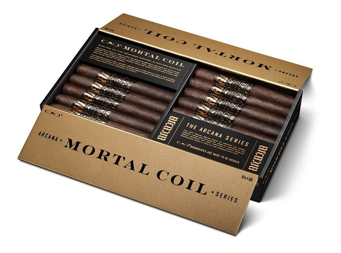 Cigar News: CAO Arcana Mortal Coil Announced