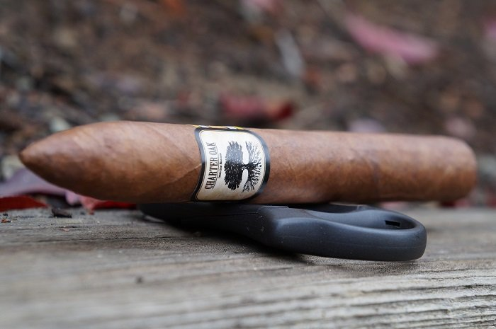 Team Cigar Review: Foundation Charter Oak Habano Torpedo