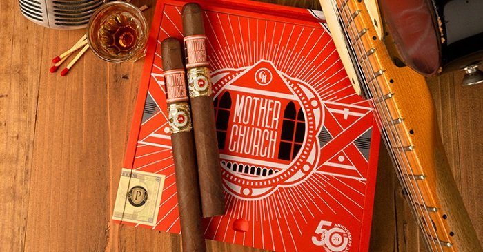 Cigar News: JR Cigar Announces Mother Church by Crowned Heads