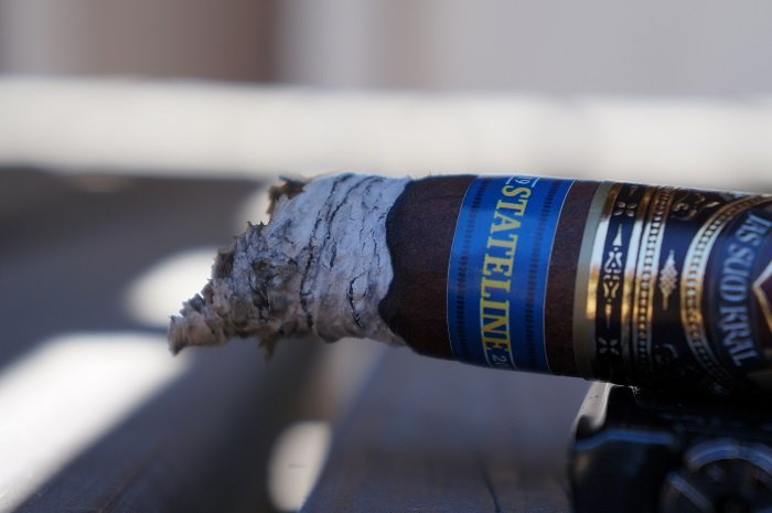 Personal Cigar Review: Jas Sum Kral Stateline