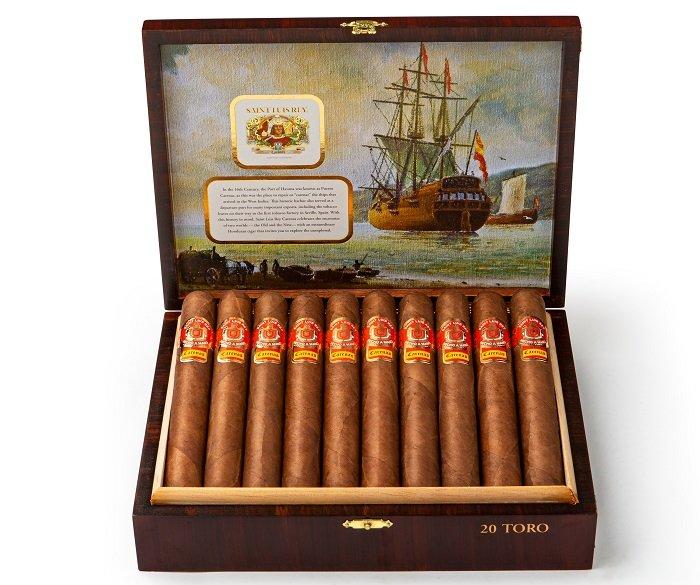 Cigar News: Saint Luis Rey Carenas Announced