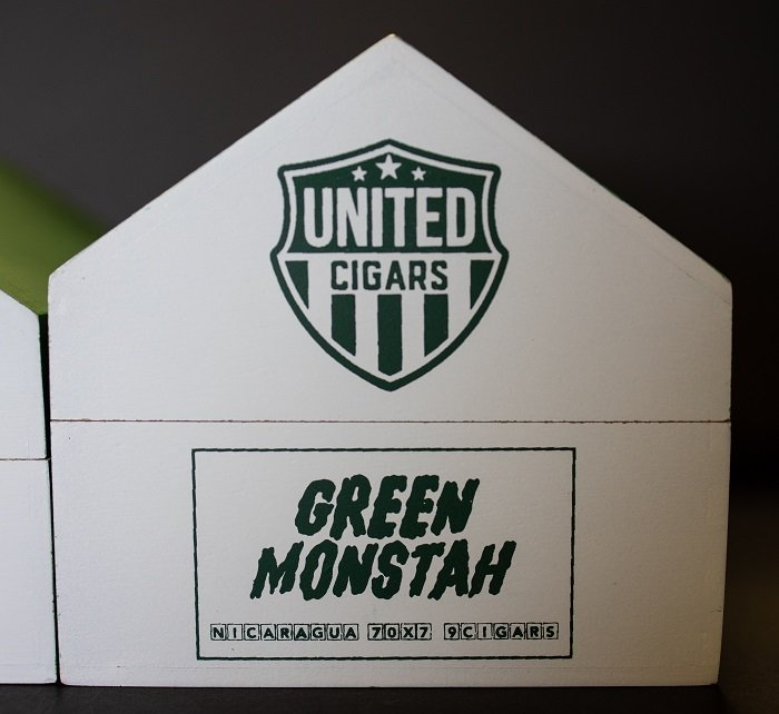 Cigar News: United and Asylum Team Up for Green Monstah