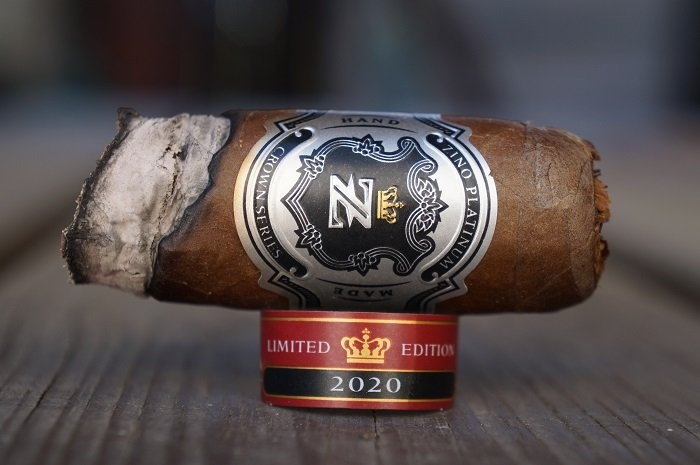 Team Cigar Review: Zino Platinum Crown Series Limited Edition 2020