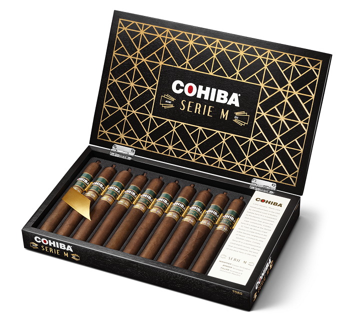 Cigar News: Cohiba Serie M Announced