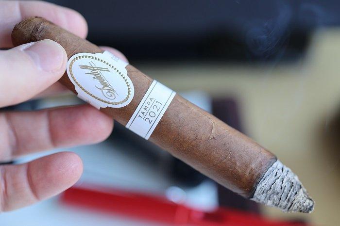 Team Cigar Review: Davidoff Tampa Exclusive 2021