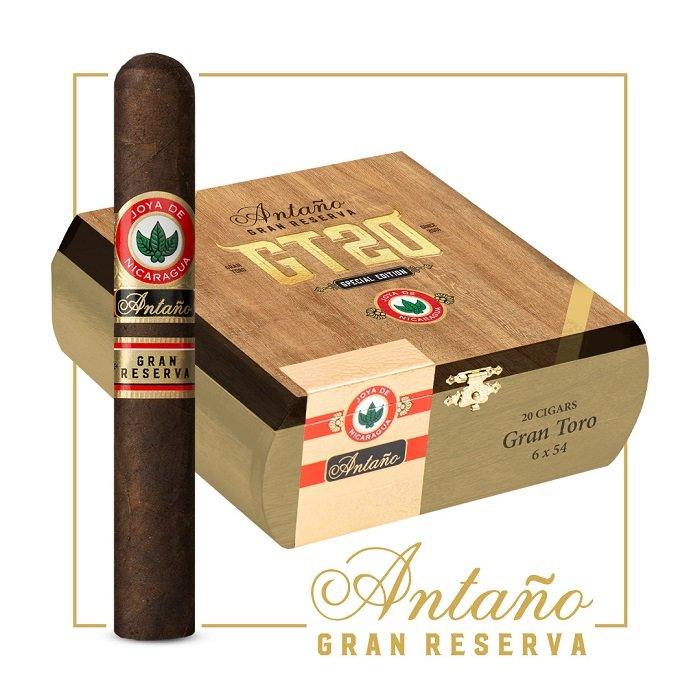 Cigar News: Joya de Nicaragua Antaño Gran Reserva GT20 Announced