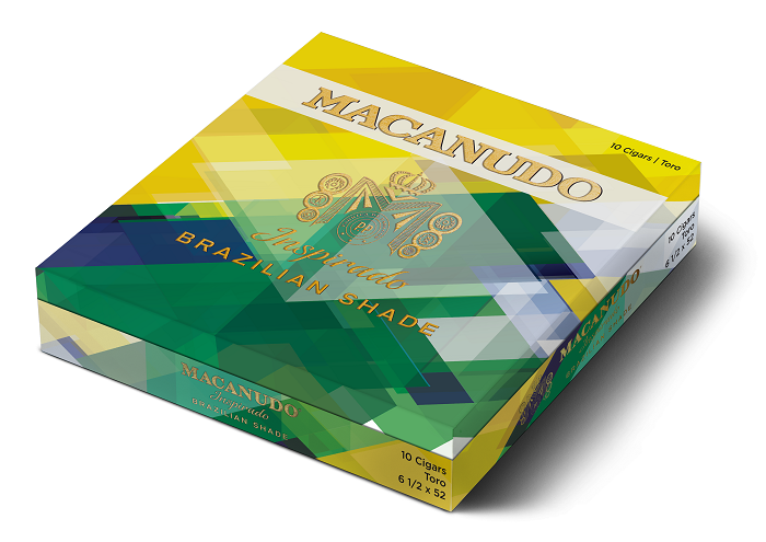 Cigar News: Macanudo Inspirado Brazilian Shade Announced