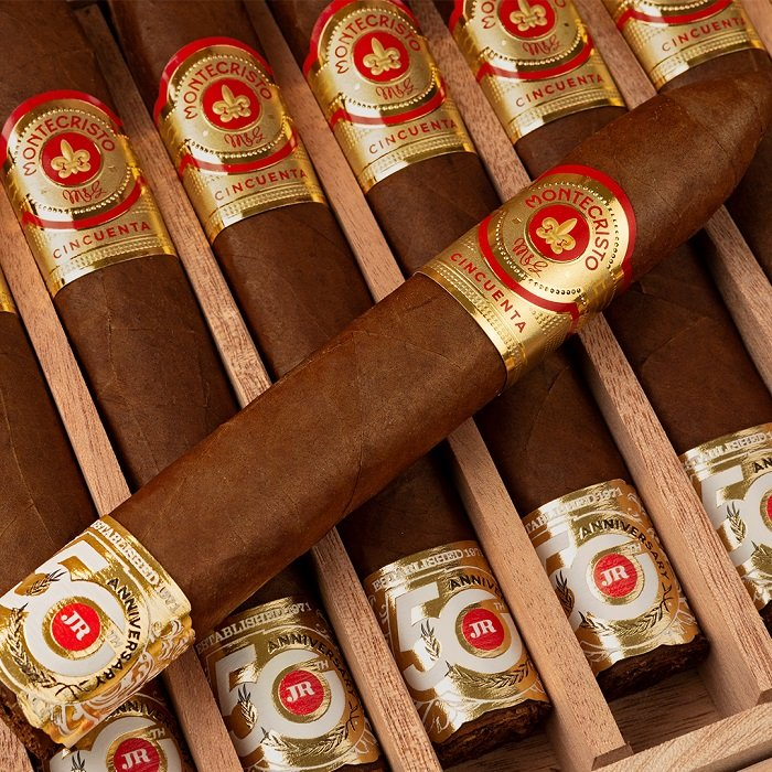 Cigar News: Montecristo Cincuenta JR 50th Announced