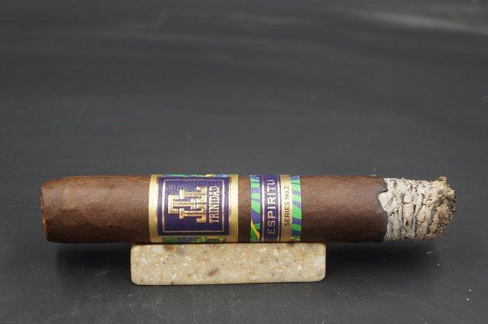 Team Cigar Review: Trinidad Espiritu Series No. 2 Toro