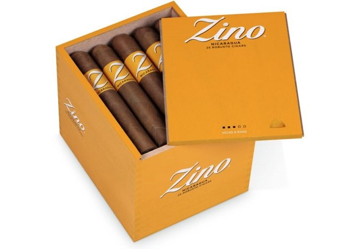 Cigar News: Zino Gets Relaunched
