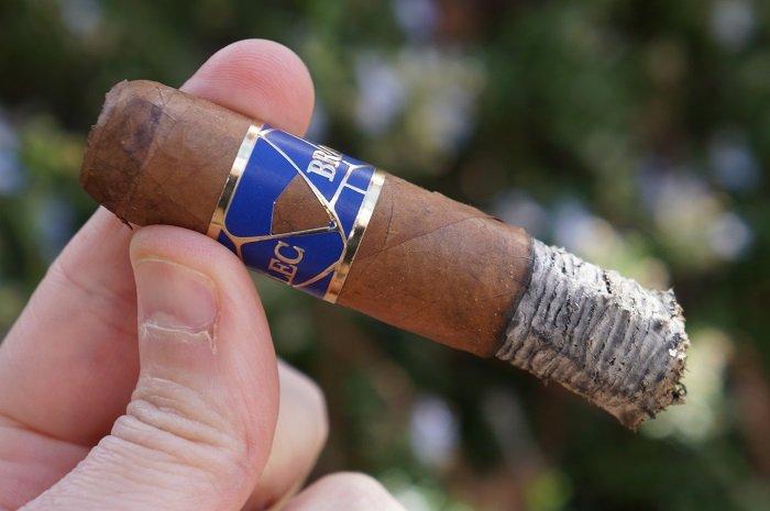 Team Cigar Review: Alec & Bradley Kintsugi Robusto