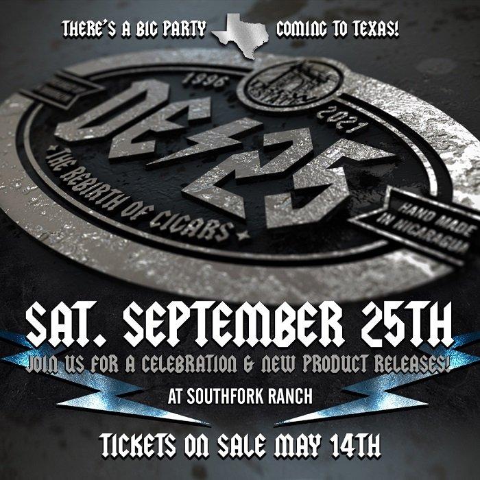 Cigar News: Drew Estate 25th Celebration Bash Announced