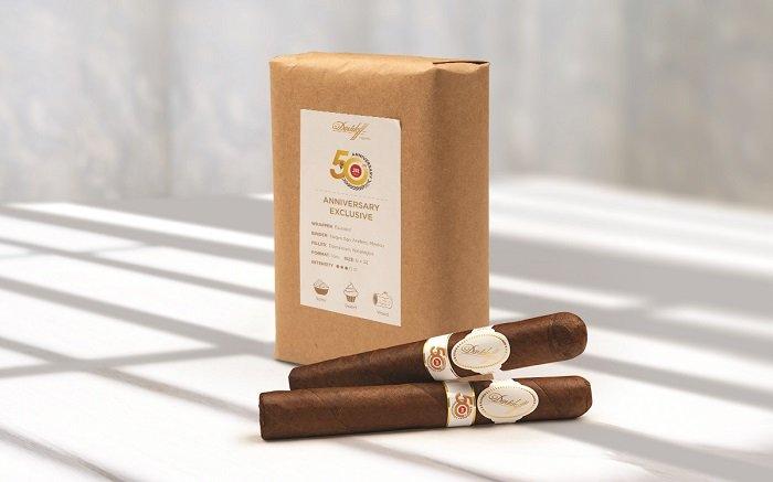 Cigar News: Davidoff JR 50th Announced