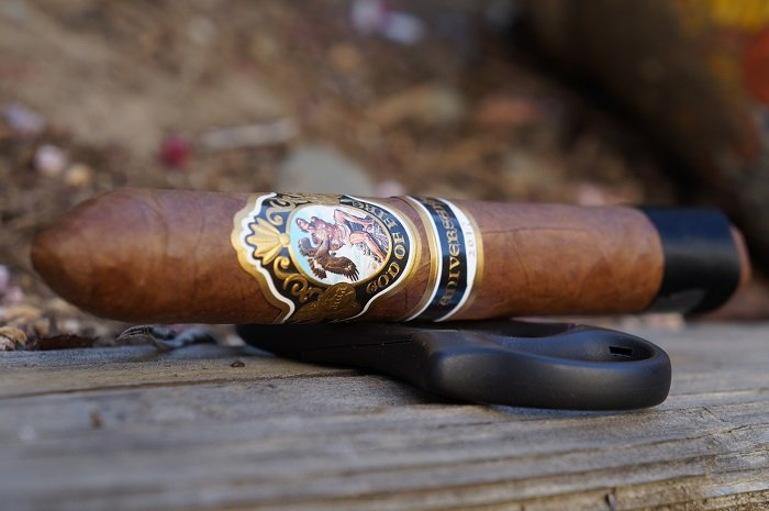 Personal Cigar Review: God of Fire Aniversario 56