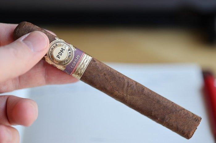 Team Cigar Review: Perla Del Mar Corojo Corona Gorda