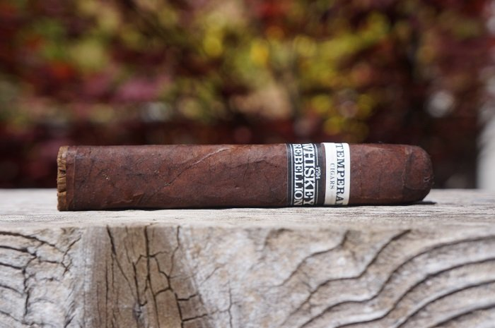 Team Cigar Review: RoMa Craft Intemperance Whiskey Rebellion 1794 Tarred & Feathered