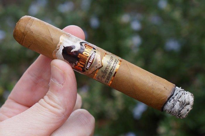 Personal Cigar Review: Stallone Cowboy Series Palomino Connecticut Robusto