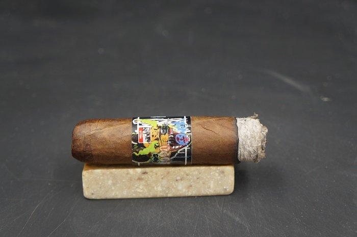 Team Cigar Review: Black Works Studio Hyena Corona Gorda