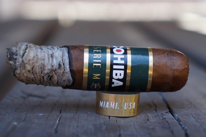 Team Cigar Review: Cohiba Serie M