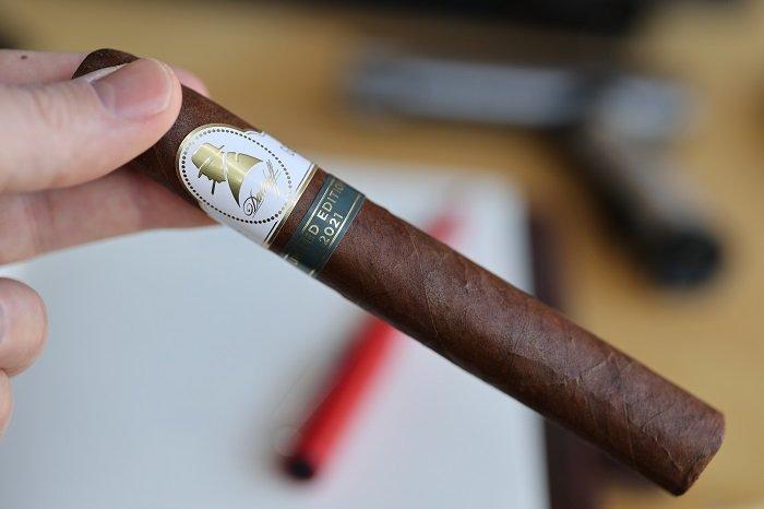 Team Cigar Review: Davidoff Winston Churchill Limited Edition 2021