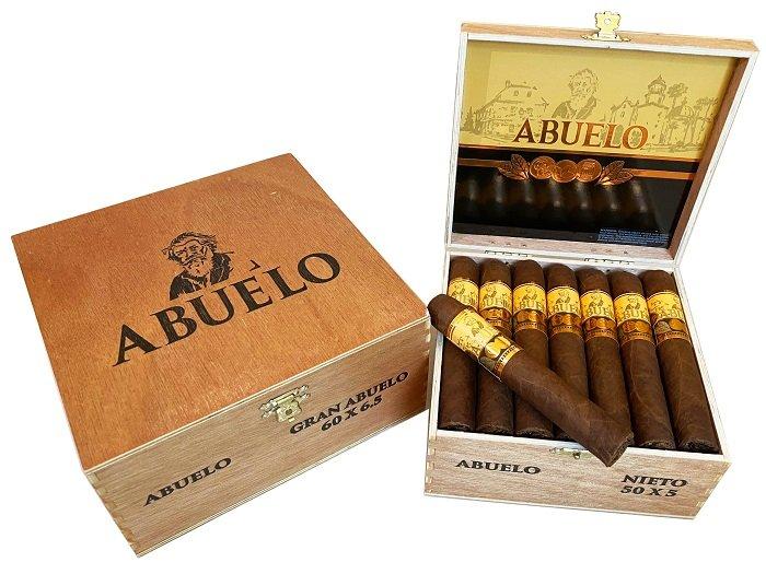 Cigar News: United Cigars Abuelo Announced