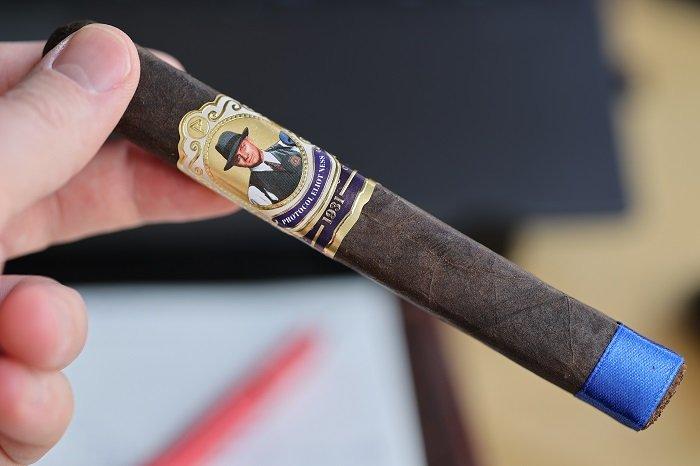Team Cigar Review: Protocol Eliot Ness Maduro