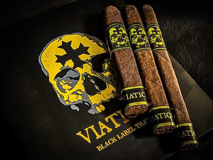 Cigar News: Black Label Trading Co. Viaticum Gets Full Release