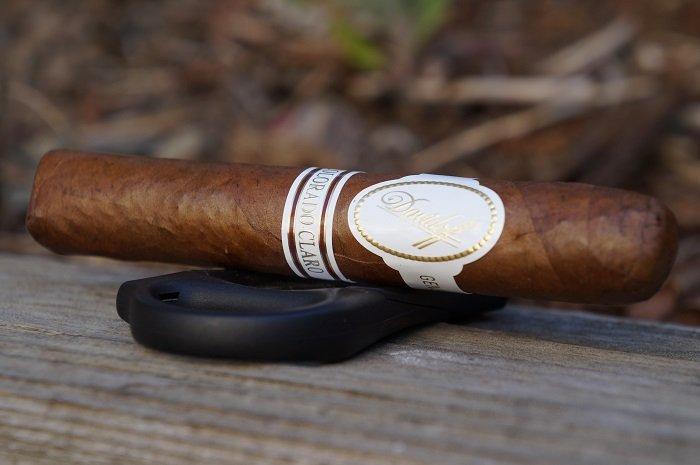 Personal Cigar Review: Davidoff Colorado Claro Special R