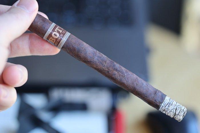 Team Cigar Review: Drew Estate BOTL Brown Label 2020 Lancero